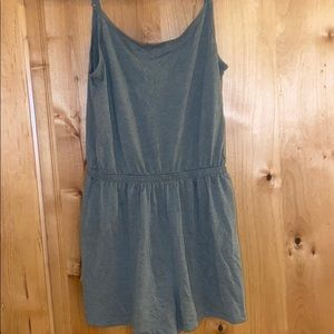 Army green romper from H&M, size xs, worn once